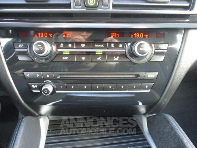 BMW X6 xDrive 30dA 258ch M Sport CARBONE SWARTZ Occasion - 16