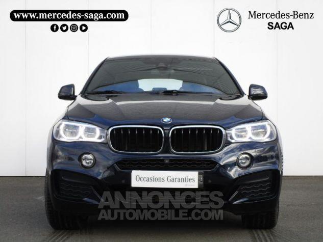 BMW X6 xDrive 30dA 258ch M Sport CARBONE SWARTZ Occasion - 19