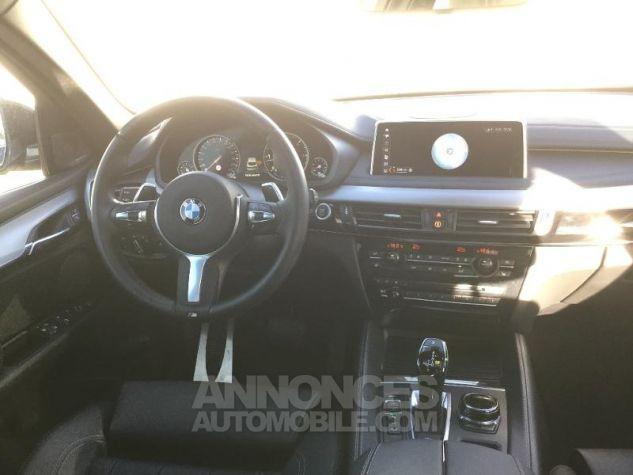 BMW X6 xDrive 30dA 258ch M Sport BLANC Occasion - 4