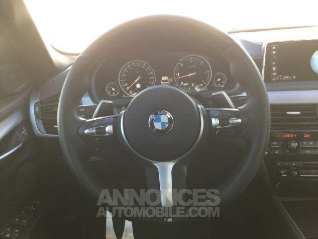 BMW X6 xDrive 30dA 258ch M Sport BLANC Occasion - 5