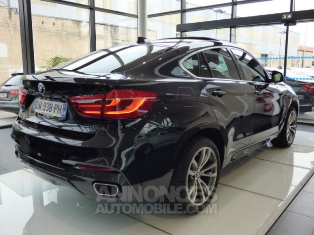 BMW X6 xDrive 30dA 258ch M Sport Carbonschwarz metallise Occasion - 2