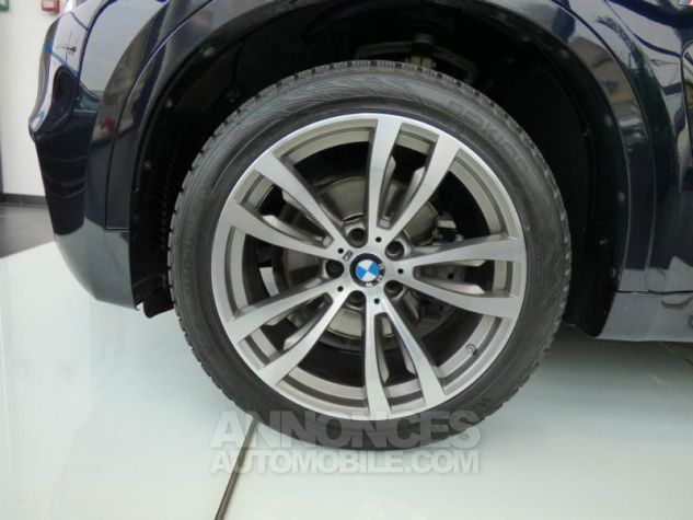BMW X6 xDrive 30dA 258ch M Sport Carbonschwarz metallise Occasion - 4