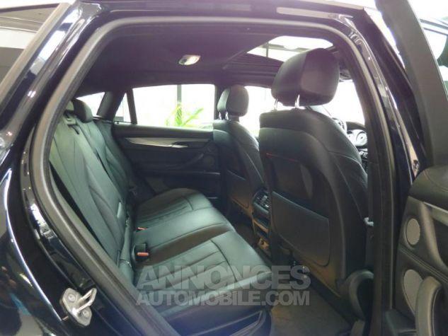 BMW X6 xDrive 30dA 258ch M Sport Carbonschwarz metallise Occasion - 9