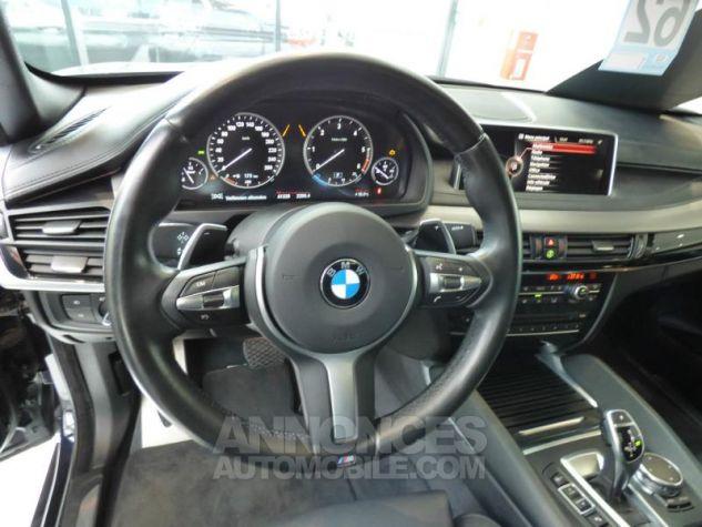 BMW X6 xDrive 30dA 258ch M Sport Carbonschwarz metallise Occasion - 12