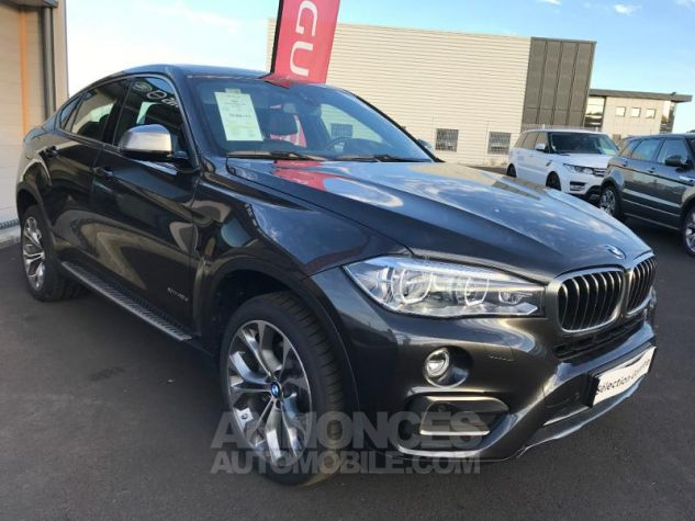 BMW X6 xDrive 40dA 313ch Exclusive gris fonce Occasion - 2