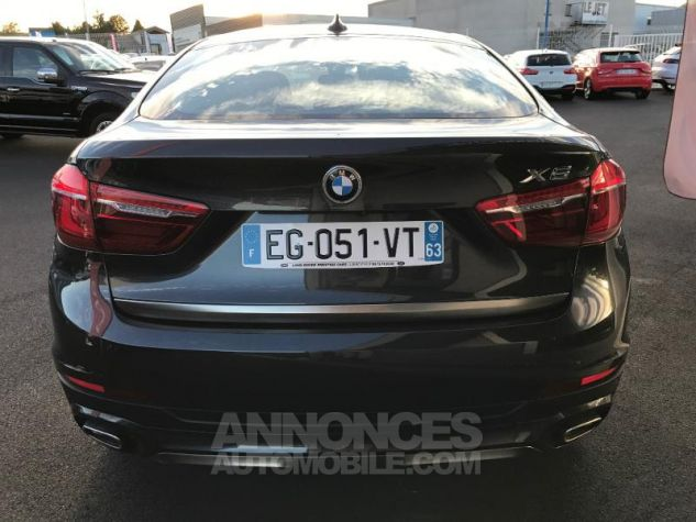 BMW X6 xDrive 40dA 313ch Exclusive gris fonce Occasion - 5