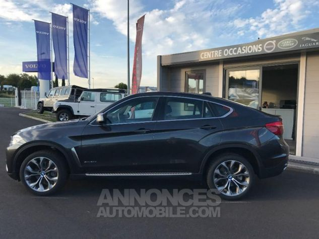 BMW X6 xDrive 40dA 313ch Exclusive gris fonce Occasion - 7