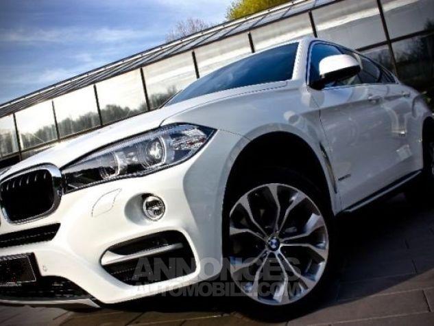 BMW X6 xDrive blanc Occasion - 0