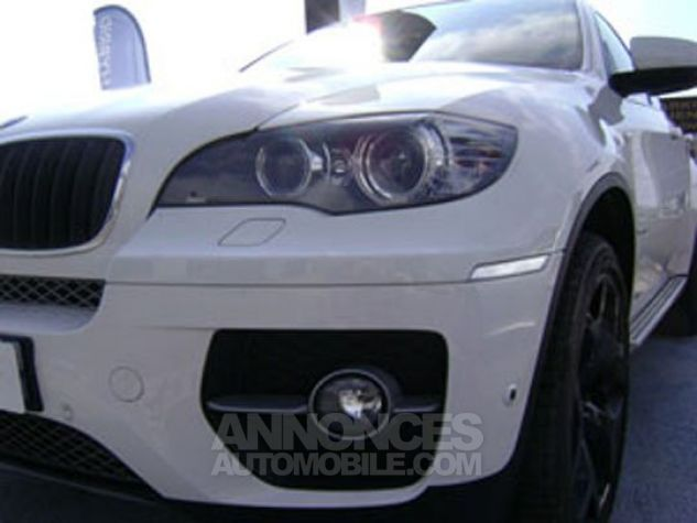 BMW X6 xDrive30d 245ch Exclusive A BLANC Occasion - 2