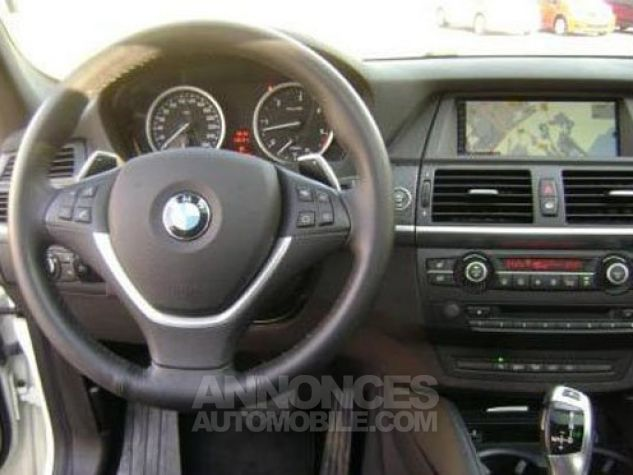 BMW X6 xDrive30d 245ch Exclusive A BLANC Occasion - 3