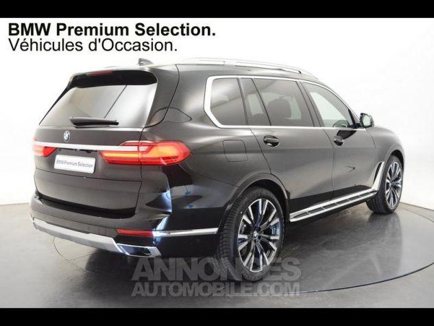 BMW X7 30dA xDrive 265ch Exclusive Saphirschwarz Occasion - 1
