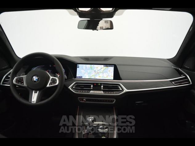 BMW X7 30dA xDrive 265ch Exclusive Saphirschwarz Occasion - 5