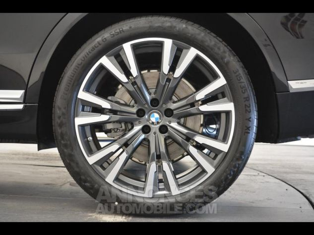 BMW X7 30dA xDrive 265ch Exclusive Saphirschwarz Occasion - 8