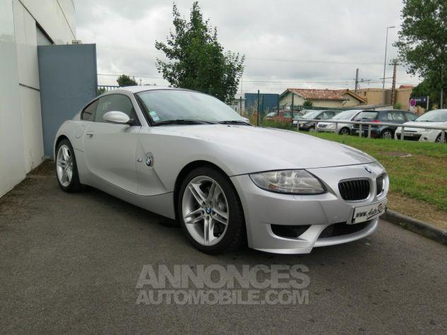 BMW Z4 M Coupé 343 Grise argenté Occasion - 2