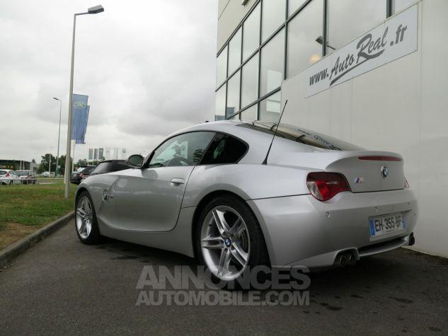 BMW Z4 M Coupé 343 Grise argenté Occasion - 3