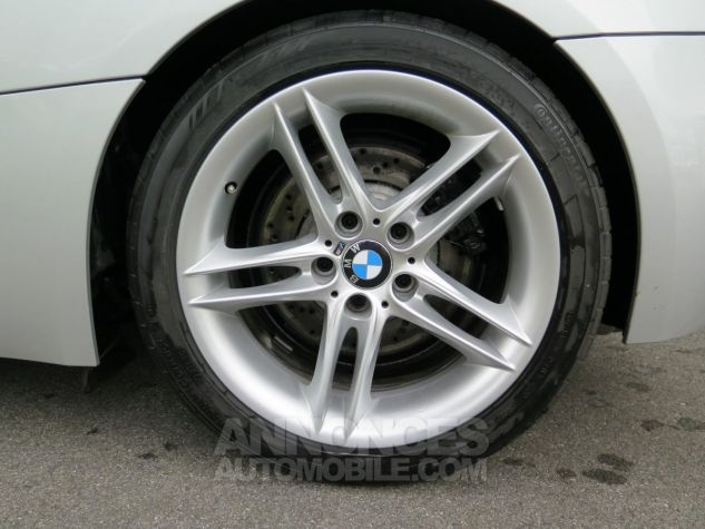 BMW Z4 M Coupé 343 Grise argenté Occasion - 4