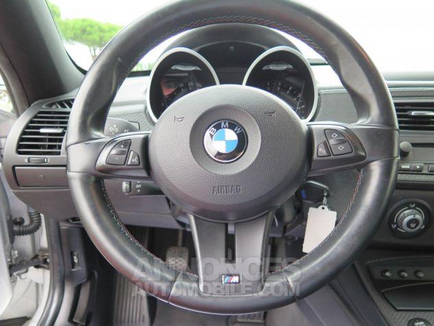 BMW Z4 M Coupé 343 Grise argenté Occasion - 8