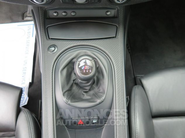 BMW Z4 M Coupé 343 Grise argenté Occasion - 10