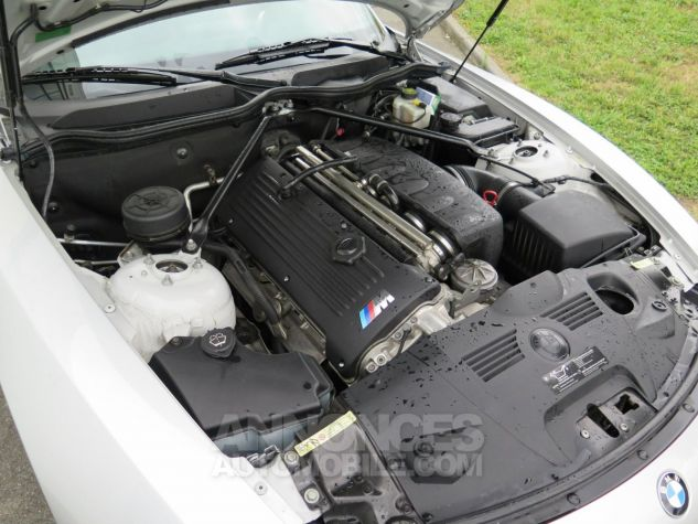 BMW Z4 M Coupé 343 Grise argenté Occasion - 13