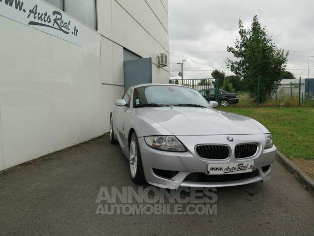 BMW Z4 M Coupé 343 Grise argenté Occasion - 15