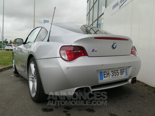 BMW Z4 M Coupé 343 Grise argenté Occasion - 16