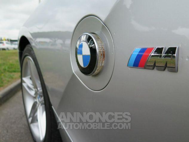 BMW Z4 M Coupé 343 Grise argenté Occasion - 18