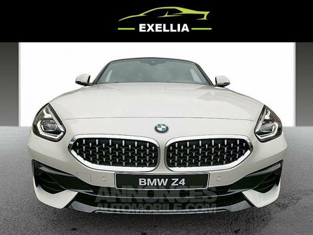 BMW Z4 S DRIVE 20I SPORT LINE BVA  BLANC Occasion - 1