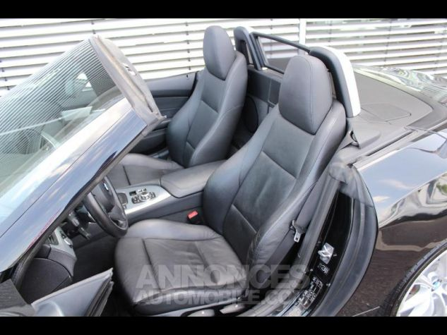 BMW Z4 sDrive 23iA 204ch Luxe Noir Occasion - 7