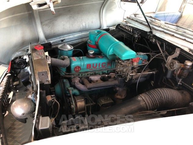 Buick Super eight bleu Occasion - 4