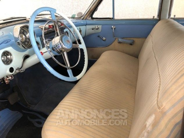 Buick Super eight bleu Occasion - 5