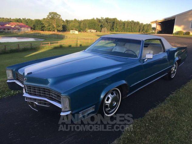 Cadillac Eldorado 1968  Occasion - 1