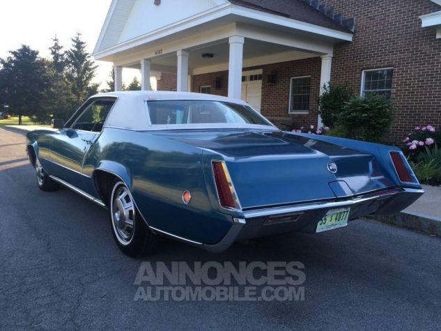 Cadillac Eldorado 1968  Occasion - 6