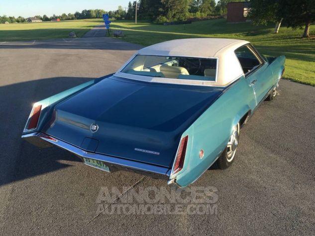 Cadillac Eldorado 1968  Occasion - 7