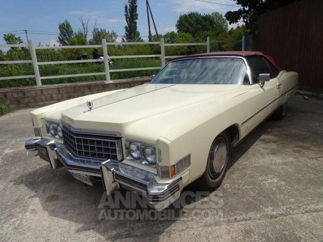 Cadillac Eldorado 1973  Occasion - 0