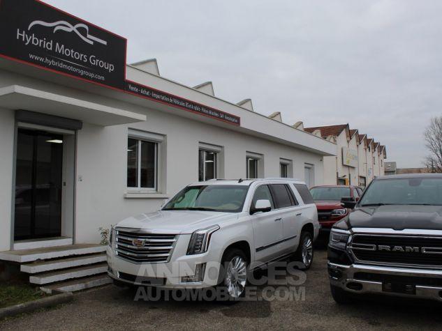 Cadillac ESCALADE 6.2L V8 425 CV PLATINUM Blanc Nacre Neuf - 1