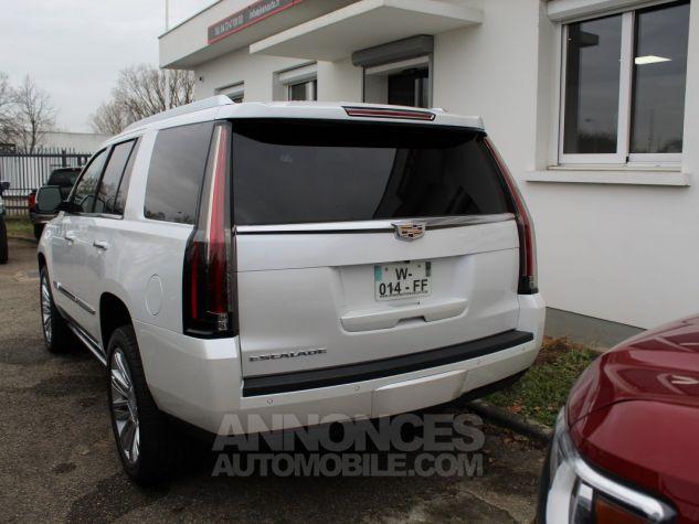 Cadillac ESCALADE 6.2L V8 425 CV PLATINUM Blanc Nacre Neuf - 4