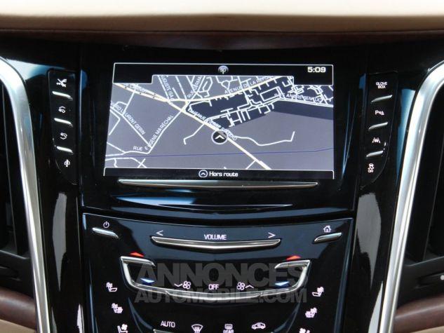 Cadillac ESCALADE 6.2L V8 425 CV PLATINUM Blanc Nacre Neuf - 9