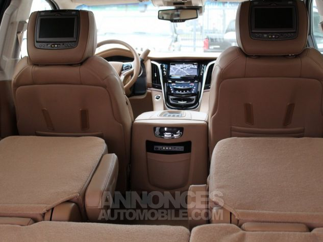 Cadillac ESCALADE 6.2L V8 425 CV PLATINUM Blanc Nacre Neuf - 10