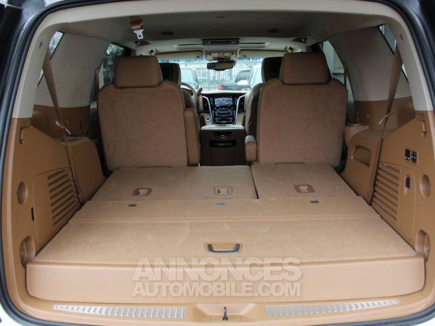 Cadillac ESCALADE 6.2L V8 425 CV PLATINUM Blanc Nacre Neuf - 11