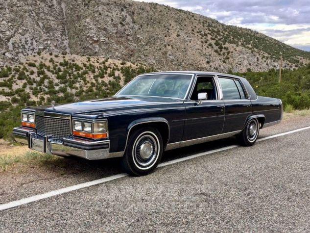 Cadillac FLEETWOOD 1987  Occasion - 0