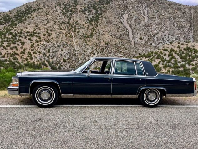 Cadillac FLEETWOOD 1987  Occasion - 2
