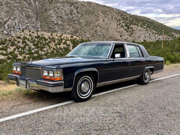 Cadillac FLEETWOOD 1987  Occasion - 3