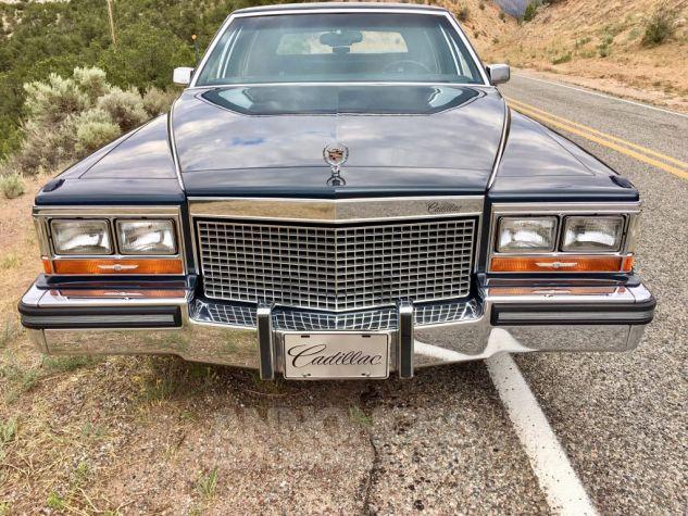 Cadillac FLEETWOOD 1987  Occasion - 4