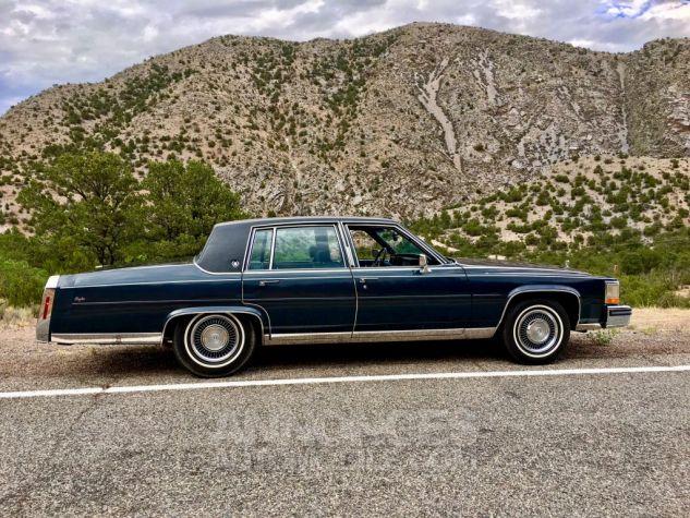 Cadillac FLEETWOOD 1987  Occasion - 5