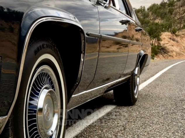 Cadillac FLEETWOOD 1987  Occasion - 7