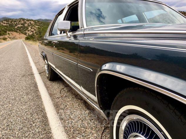 Cadillac FLEETWOOD 1987  Occasion - 8