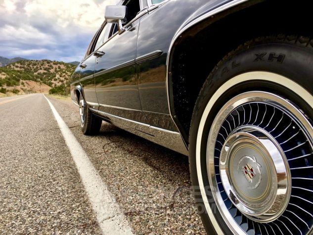 Cadillac FLEETWOOD 1987  Occasion - 9