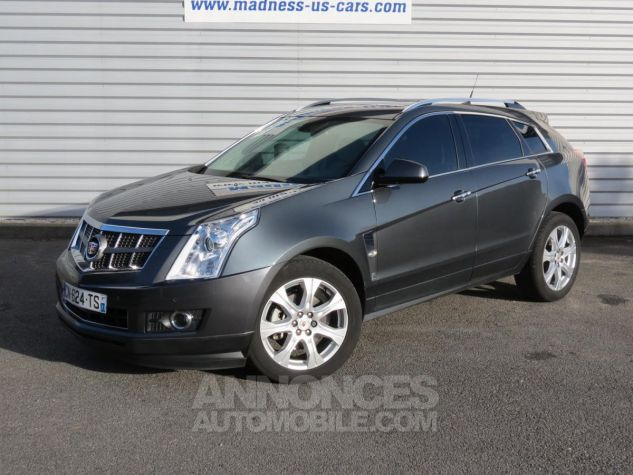 Cadillac SRX Luxury AWD 2012 Gray Flannel Occasion - 1