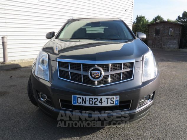 Cadillac SRX Luxury AWD 2012 Gray Flannel Occasion - 2
