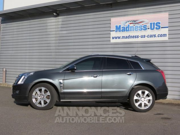 Cadillac SRX Luxury AWD 2012 Gray Flannel Occasion - 3